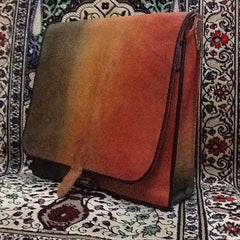 Moroccan Corridor - Multicolors Messenger Bag