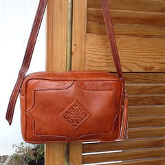 Moroccan Corridor - Nu'ma Leather Bag