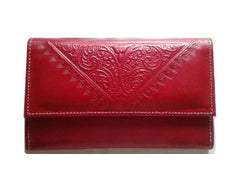 Club Morocco Wallet - Red - Club Morocco | Moroccan Corridor