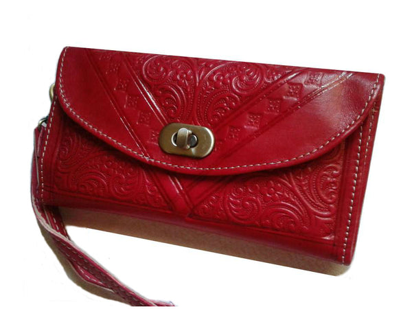 Kharrazine Wallet - Red