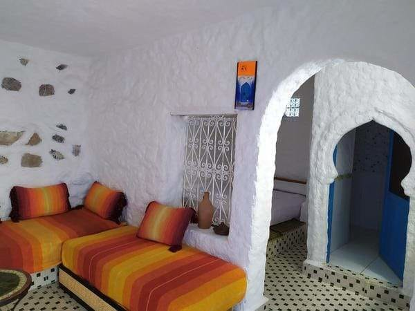 Blankets from Chefchaouen