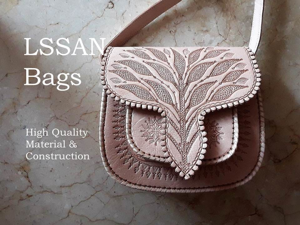 LSSAN Leather Bag - The Story Behind The Product