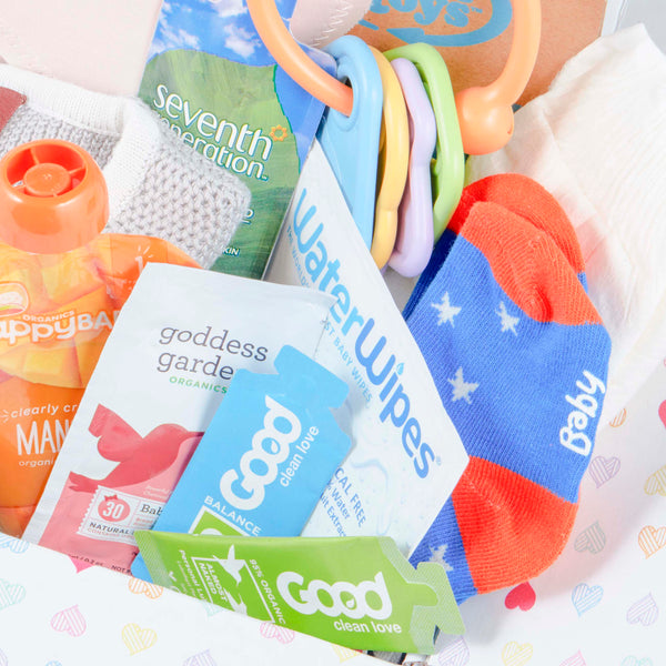 Custom Mom + Baby Care Kit