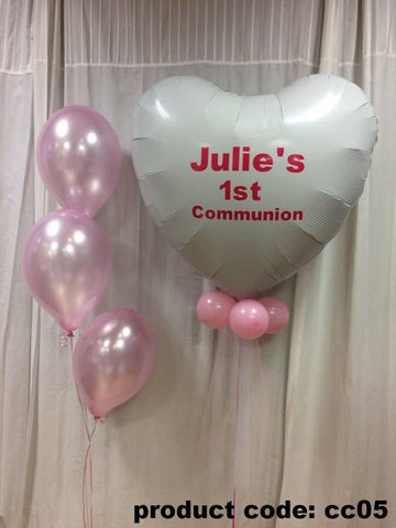 Personalised Giant 36 inch Heart