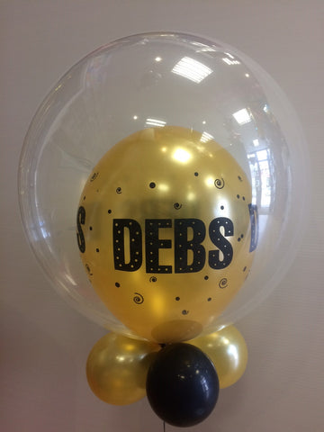 Debs Deco Bubble Balloon