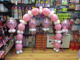 Linked Balloon Arch