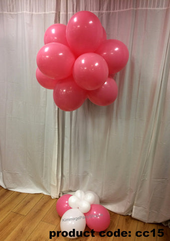 Communion Balloon Topiary