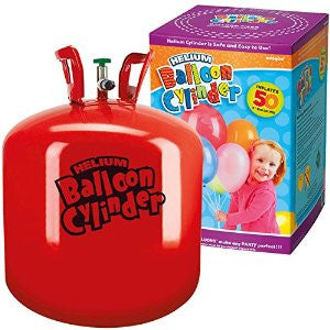 Disposable Helium Balloon Cylinder