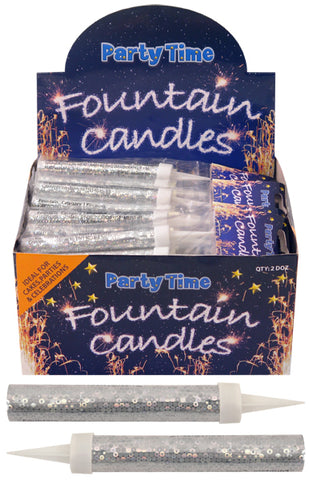Fountain Candle