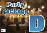 Party Package D