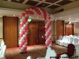 Double Balloon Arch