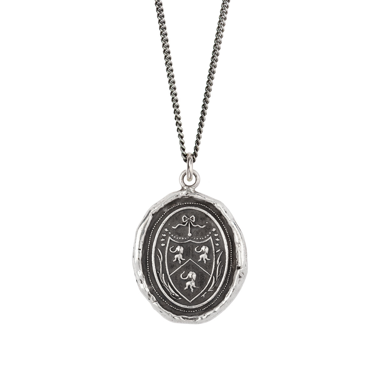 Longevity Happiness and Good Luck Talisman - Pyrrha