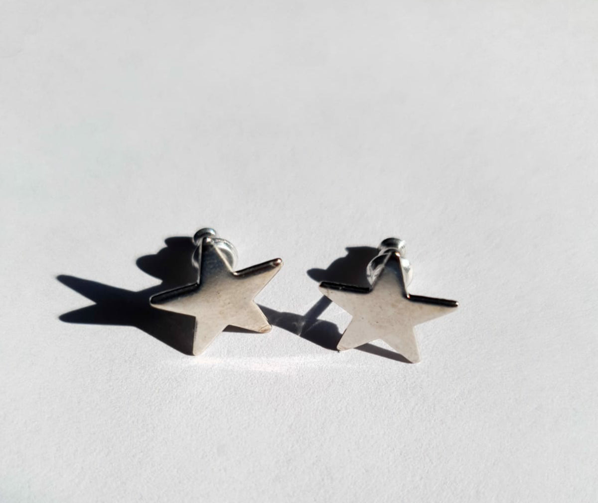 Star Spangle Earring Studs