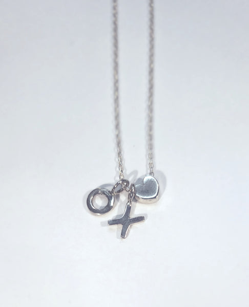 ♡OX Sterling Necklace
