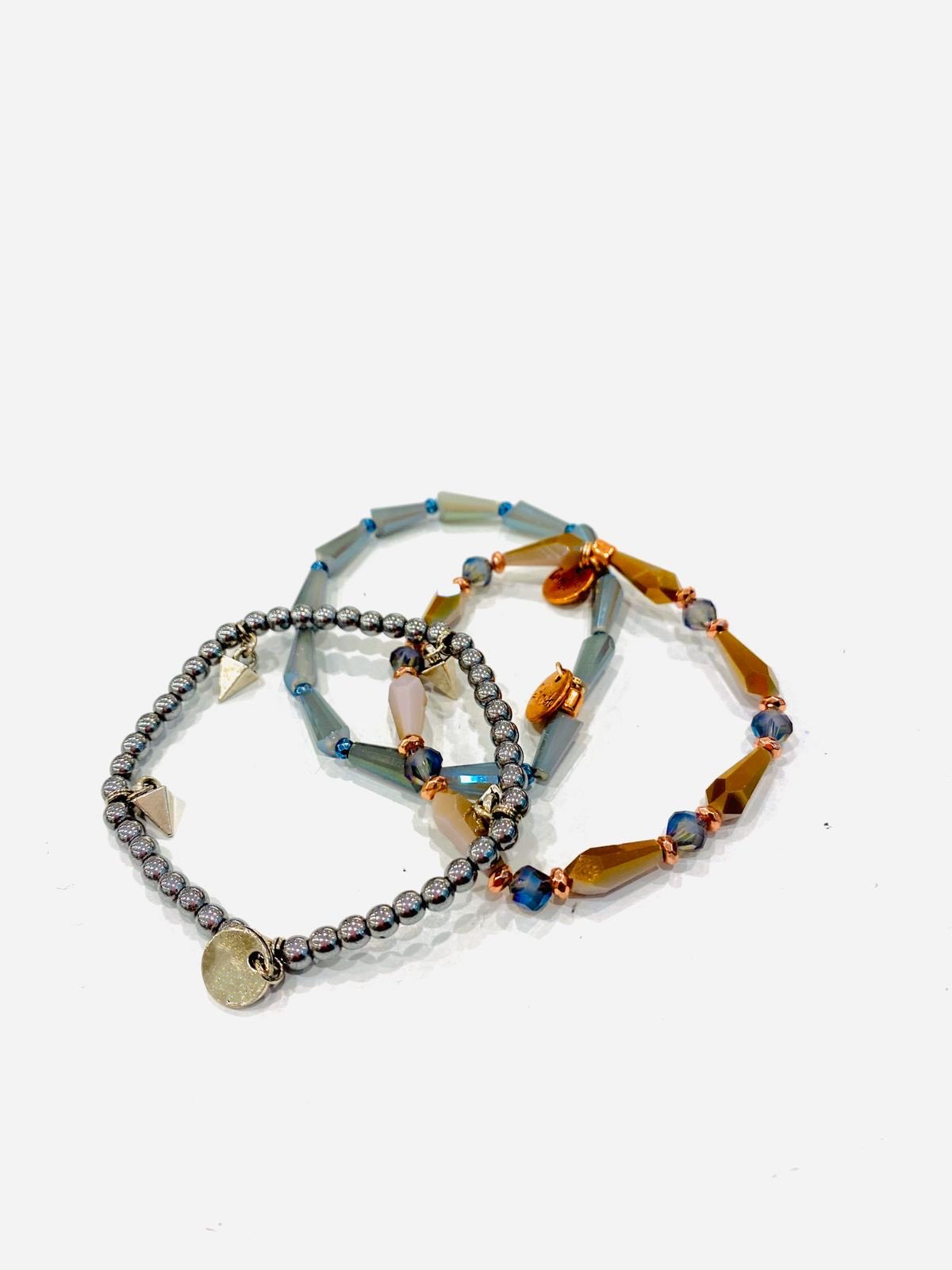 Beaded Stackable Bracelets