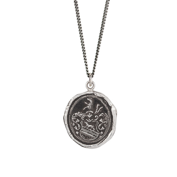 Heart of the Wolf Talisman
