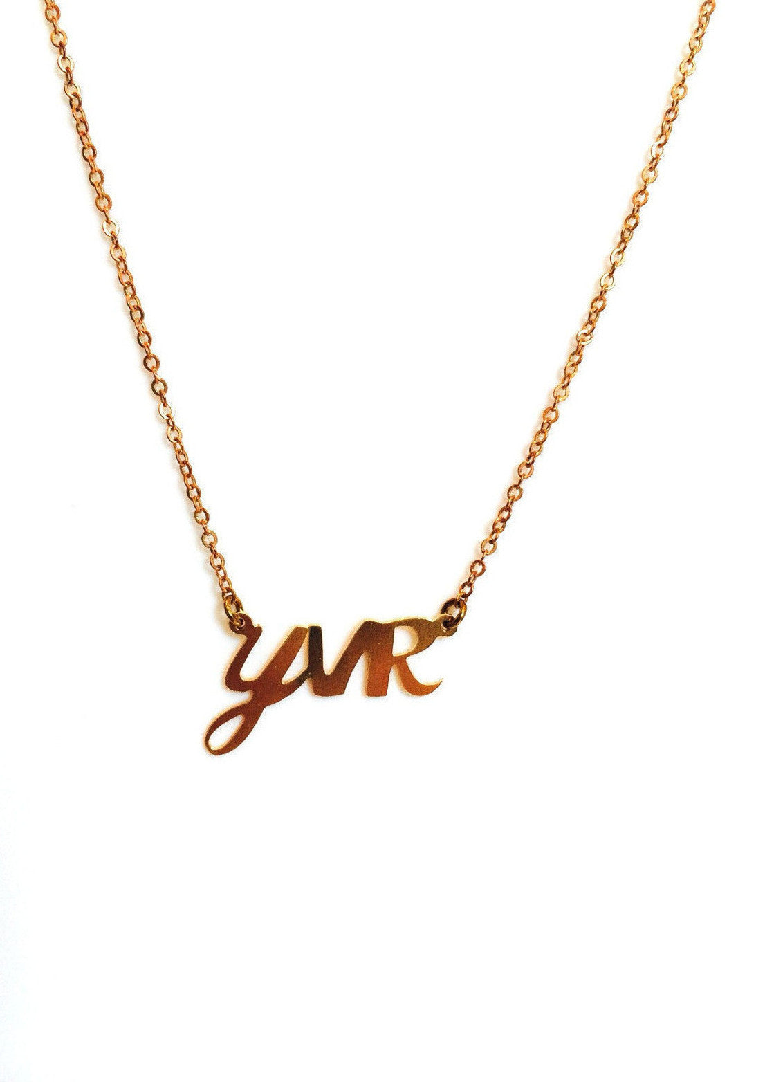 YVR Necklace