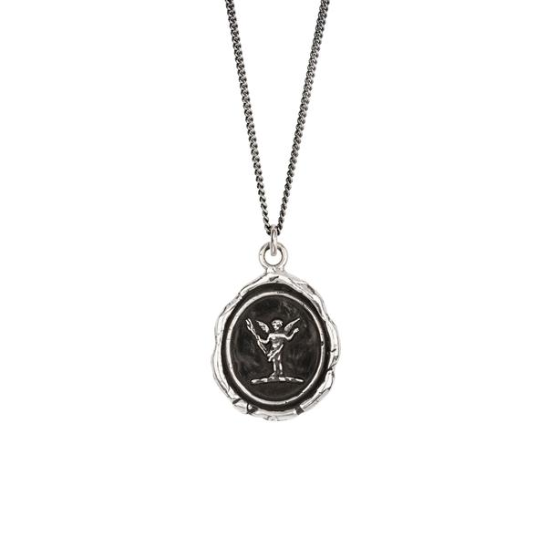 Power of Love Talisman Necklace