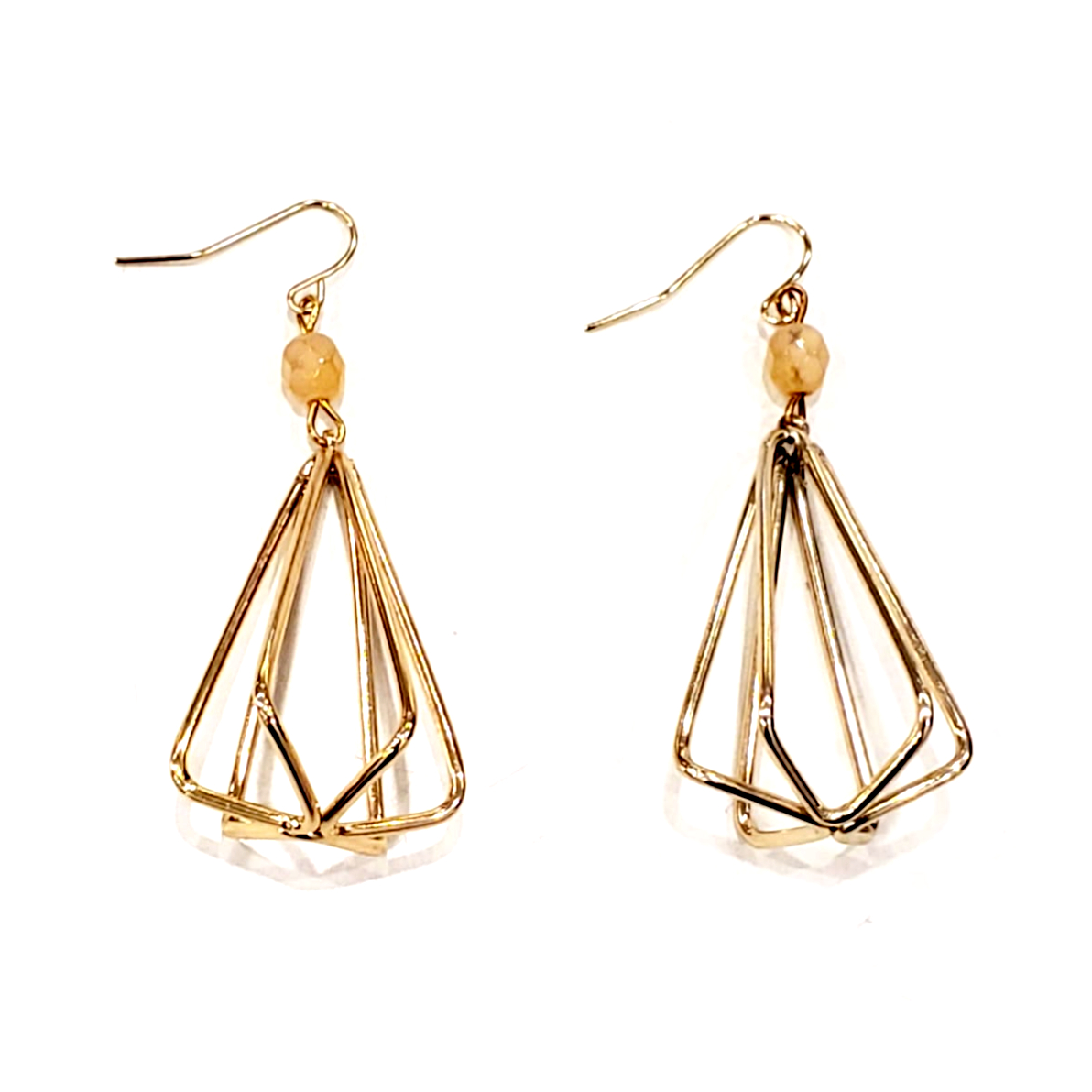 Whisk Cage Earrings