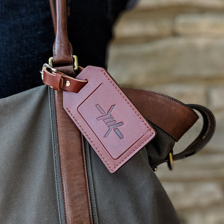 Standard Luggage Tag - Texas Standard