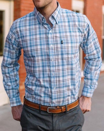 Texas Check - Plaid S