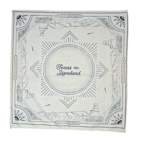 Texas Skies Bandana - Dawn