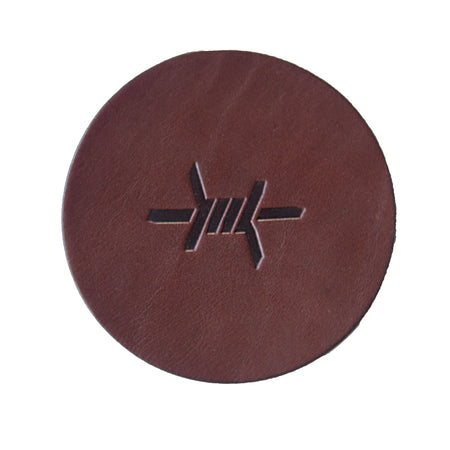 Standard Leather Coaster