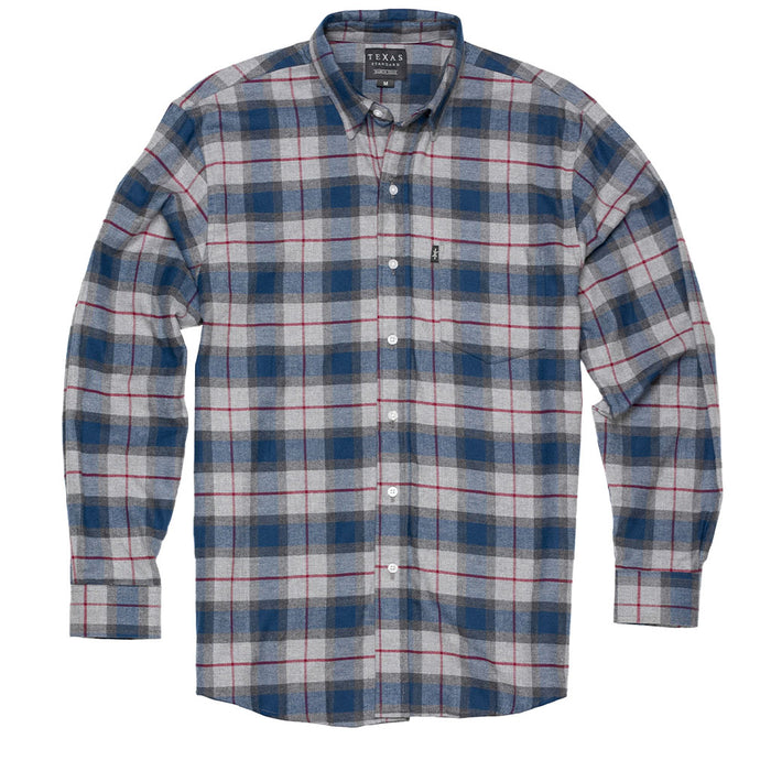 Texas Flannel Long Sleeve Shirt