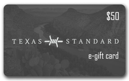 Texas Standard E-Gift Card $50 Other