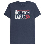 Heritage Printed Tee - Houston/Lamar '36