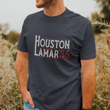 Heritage Printed Tee - Houston/Lamar '36 - Texas Standard
