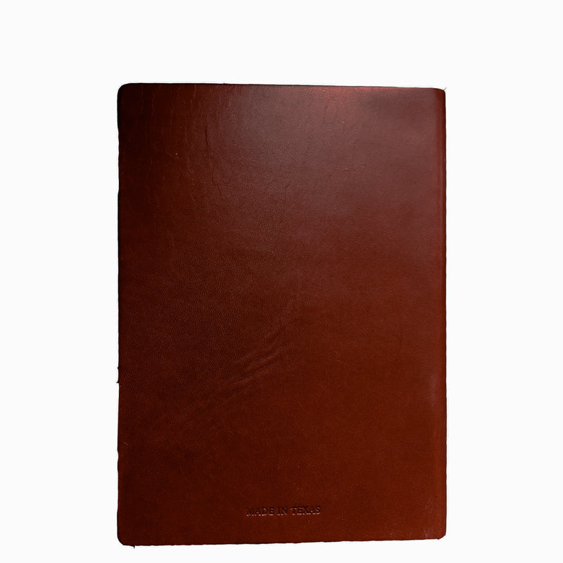Standard Leather Journal - Texas Standard