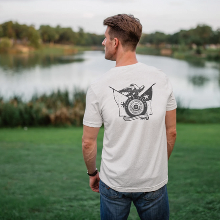 Heritage Printed Tee - Texas Independence Day 2020 - Texas Standard