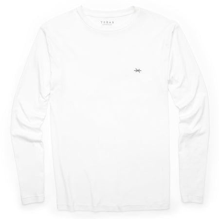 Standard Long-Sleeve Tee - Whitewing