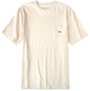 The Standard Pocket Tee -  Limestone (Off-White)