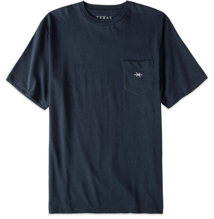Standard Pocket Tee - Republic Navy