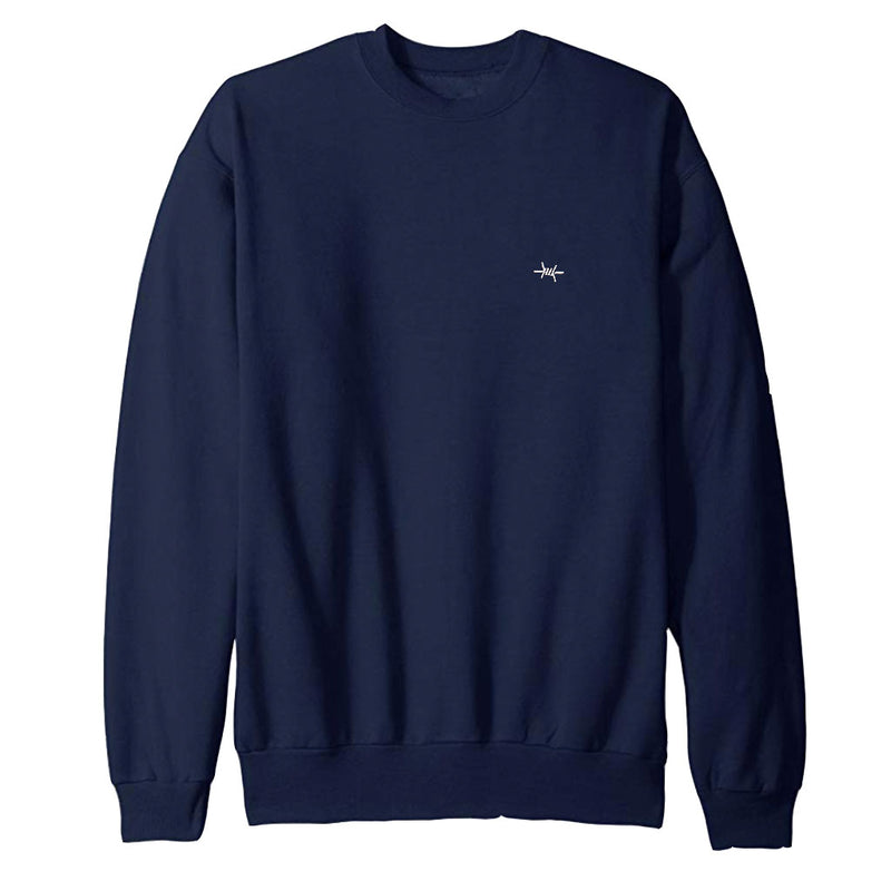 Throwback Sweatshirt - Republic Navy - Texas Standard