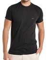 Performance Hybrid Tee - Heather Graphite S