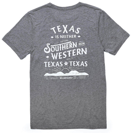 Heritage Printed Tee - Texas is Texas