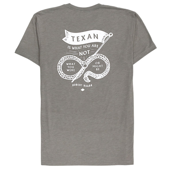 Heritage Printed Tee - Texan Is What You Are