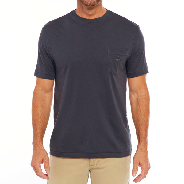 Standard Pocket Tee - Starling - Texas Standard