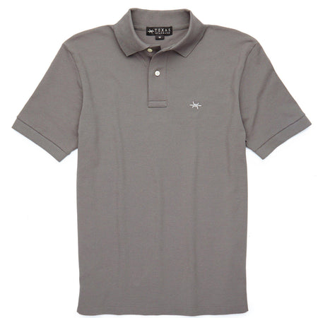 Standard Polo - Gunpowder Gray