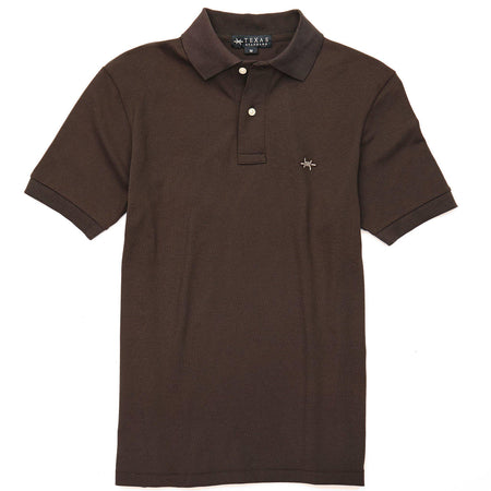 Standard Polo - Pecan Brown