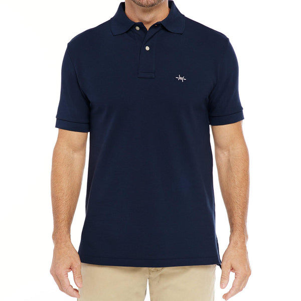 Standard Polo - Republic Navy - Texas Standard
