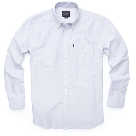 Standard Sport Shirt - Mockingbird Oxford - Texas Standard