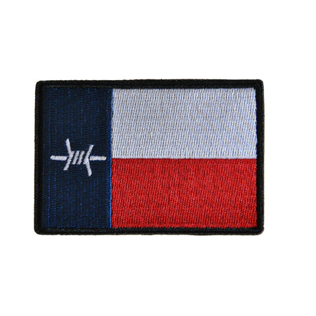 Texas Standard Flag Patch