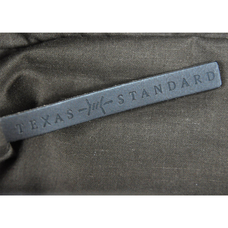 Waxed Canvas Utility Case - Texas Standard
