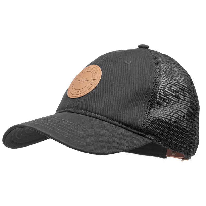 Standard Patch Cap - Cannon Black - Texas Standard