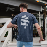Heritage Printed Tee - Valor and Swagger - Texas Standard