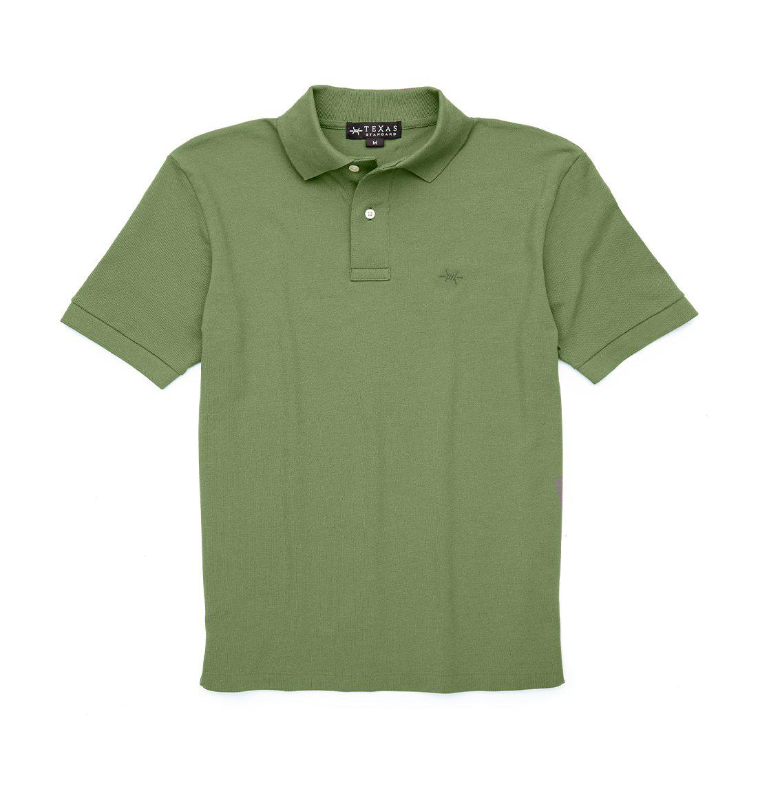 64368127 Youth Polo - Agave